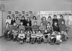 Klassenfotos 1927–1990